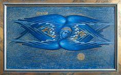 Роспись храмов, мозаика, иконопись.: Серафим