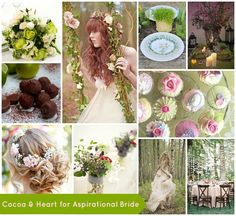 Cocoa and Heart for Aspirational Bride Summer 2013 Pinterest competition.
