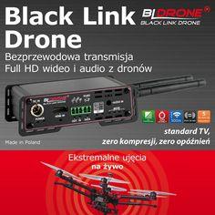 Black Link Drone reklama