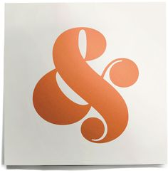House Industries, Worthe, Numerals, Alphabet, Serigraph, Ampersand