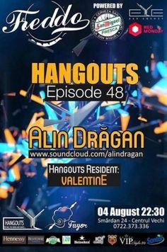 Hangouts with Alin Dragan / valentinE | PeLipscani.RO | Ghid dedicat Centrului Vechi | Petreceri in Bucuresti | Sambata seara | Centrul Istoric