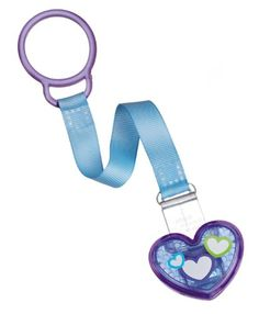 Munchkin Pacifier Attacher, Colors May Vary $0.41