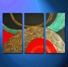 Wholesale Painting - Buy from Artist YP11126 Art Handmade Abstract Oil Painting on Canvas Modern 100% Handmade Original Directly, $85.43 | D...
