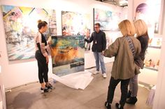 Buy or sell contemporary art, photography + sculpture at the Affordable Art Fair Stockholm. Affordable Art Fair, Arts And Crafts House, Arts And Crafts Movement, Online Tickets, Stockholm, Sweden, Contemporary Art, Craft Projects, Artist