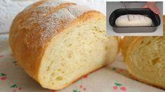 Chlieb podľa tohto receptu je neuveriteľné nadýchaný, ľahký a jemný. Thing 1, Tiramisu, Kefir, Food And Drink, Bread, Cooking, Basket, Kitchen, Brot