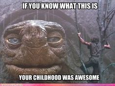 If you know what this is, your childhood was awesome.  -The Neverending Story