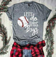 Shirts For Baseball Sports Mom Shirts, Softball Shirts, Softball Mom, Baseball Tees, Baseball Season, Baseball Stuff, Baseball Shirts For Moms, Baseball Scores, Baseball Crafts