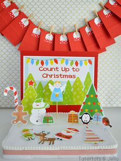 count up to christmas interactive advent calendar at tatertots and jello