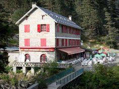Pont Espagne, Nationalpark der Pyrenäen, Gemeinde Cauterets