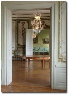The Green Room Wikipedia Sturehov castle, Louis Masreliez, Gustavian Style, Swedish Decorating, Gustavian Decorating, Swedish Castles,Carl Fredrik Adelcrantz
