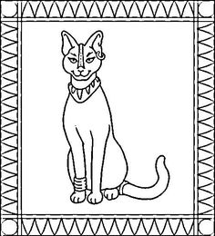 egyptian color pages | Back to Coloring pages egypt category