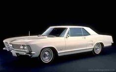 On October 4, 1962, Buick debuted the Riviera as a 1963 model.