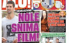 Novak Djokovic´s Life Becomes a Movie!
