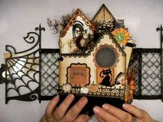 Great Halloween mini album mini-albums