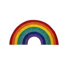 molly meg rainbow doormat