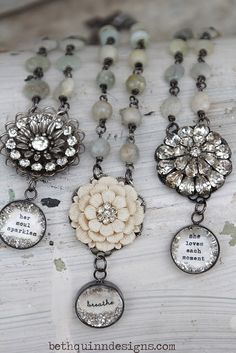 junkbonanza: New Vendor: Beth Quinn Designs!  Idea Only