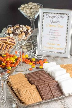 Smores Bar | Inspiration Kitchen #LetsMakeSmores #ad #CollectiveBias #dessert #recipe