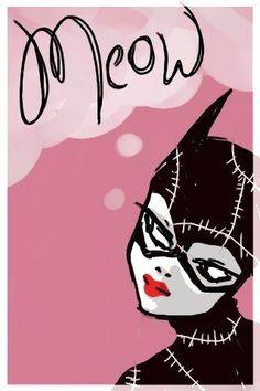 Catwoman, mrrowwrrr by imaginarium.deviantart.com on @deviantART