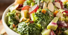 Forget Potato Salad At Your Next Barbecue – This Broccoli Version Gets An A