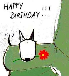 images about Happy Birthday 🎂 on We Heart It Happy Birthday Art, Happy Birthday Wishes Cards, Happy Birthday Pictures, Birthday Wishes Quotes, Bday Cards, Birthday Pins, Happy B Day, Belle Photo, Poster
