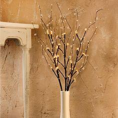 """1 zářící větvička """"Krystal""""   Magnet 3Pagen #magnet3pagen #magnet3pagen_cz #magnet3pagencz #3pagen #flowers #dekoration"""
