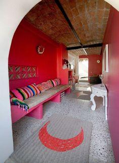 One of Sayulita's unique boutique hotels - Hotel Petit d'Hafa