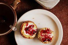 Jennifer Murch: millet muffins