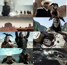 The Lone Ranger--- just saw this movie, and I LOVED it!!! Very martisitc, good soundtrack although much was copied, despite the line ranger title it was very new and original. Go see it! --Ravin