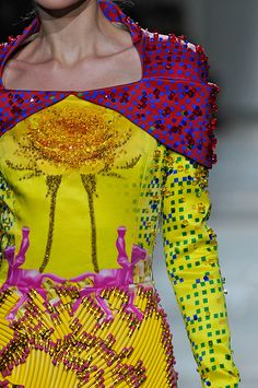 This maybe a little much for the Regency, but it's still so pretty... Mary Katrantzou