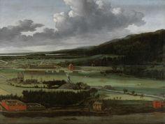Hendrik Trip's Cannon Foundry in Julitabruk, Sweden, Allaert van Everdingen, 1650 - 1675