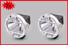 Wotefusi 2 PCS 7 12V 24V 55W HID Spot Beam Work Light Off Road Lamp Jeep Truck Pickup Housing:ABS plastic,Lens: Torghened glass Internal slim ballast. HID Bulb: H3 Voltage: 12V Beam: Spot. Lifespan: 3000 operating hours Working temperature: -40-80¡ãC Normal Delivery:Color Temperature: 6000K(3000K-8000K optional). Waterproof rate: IP67 Power: 35W 3200¡À400lm Lamp size: 180x150x210MM.  #Wotefusi #Automotive_Parts_and_Accessories