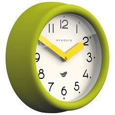 Buy Newgate Pantry Wall Clock, Dia.22.5cm Online at johnlewis.com