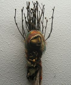 Birch Spirit by Awesomeart, Spirit Art Doll