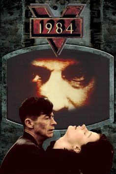 Nineteen Eighty-Four (1984) | This is one of the Privacy Commissioner of Canada's recommended films about privacy and surveillance http://blog.priv.gc.ca/index.php/2012/10/26/privacy-pop-our-top-ten-films-on-privacy/