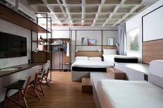 9 Best Ibis Good Cocept Images Hostels Design Hotels Design Modern Room Design