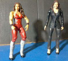WWE ACTION FIGURES : Mattel Wrestling Divas 2015 Black Suit 2013 Tamina Snuka 59…