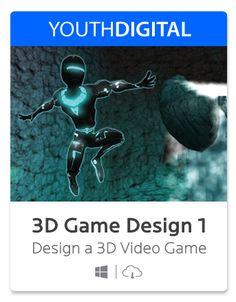 3D Game Design 1: Kids Learn to Develop their Own 3D Video Game