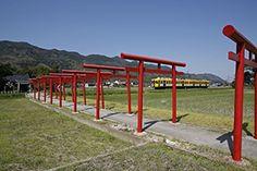 Awazu Inari  Shrine.  Looking for more information aboout Shimane? Go Visit San-in trip net.  http://www.san-in-tabi.net