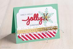 Stampin' Up! Holly Jolly Greetings