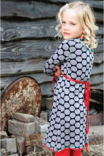 Little girls fashion - Bomba for girls dress