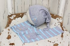 Photography prop,Newborn baby clothes,Baby boy clothes,Newborn knot hat,Baby pants,Infant clothes,Going home outfit,Newborn boy prop,Boy hat - pinned by pin4etsy.com