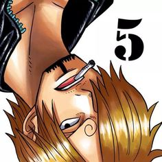 5. Sanji [One Piece Film: Gold]