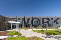 One workplace office architecture
