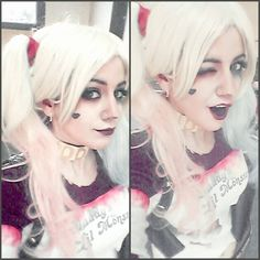 Character: Harley Quinn (Dr. Harleen Quinzel) / From: DC Comics & Warner Bros. Pictures 'Suicide Squad' / Cosplayer: Magali Sanyán (aka neliiell, aka LA ALQUIMISTA DE ACERO)