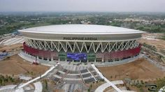Philippines Arena updates, almost finish for the coming 100 YEARS INC Centennial Celebration on July Churches Of Christ, Swimming Holes, The Province, Island Beach, The Republic, Pinoy, Christmas And New Year, Hotels And Resorts, Philippines