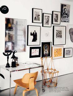 sefer caglar's beautiful apartment, via fashionsquad.com