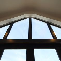 Window Blinds, Blinds For Windows, Shaped Windows, Bedroom Blinds, Blackout Blinds, Awkward, Window Treatments, Ceiling Lights, Doors