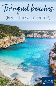 When it comes to holiday relaxation, it just doesn't get much better than a day at the beach. Here's a few tranquil beaches for you to get stuck into. And with each as wonderful as the last, you'll be scrolling with the same enthusiasm as one of those unputdownable holiday reads. Just remember to keep them a secret! We don't want the crowds crashing your relaxation party.