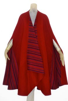 Rare Vintage: Madame Gres cape