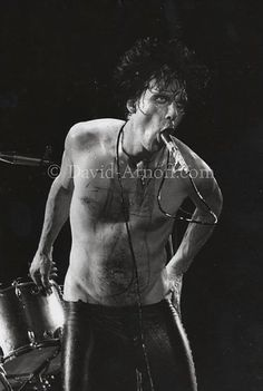 David Arnoff   Nick Cave-Devo